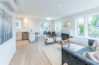 """Photo 1: 1725 COTTON Drive in Vancouver: Grandview Woodland 1/2 Duplex for sale in """"Commercial Drive"""" (Vancouver East)  : MLS®# R2549179"""