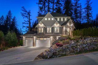 Photo 1: 229 WESTRIDGE Lane: Anmore House for sale (Port Moody)  : MLS®# R2558577