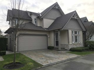 """Photo 1: 3 6177 169 Street in Surrey: Cloverdale BC Townhouse for sale in """"Northview Walk"""" (Cloverdale)  : MLS®# R2534370"""