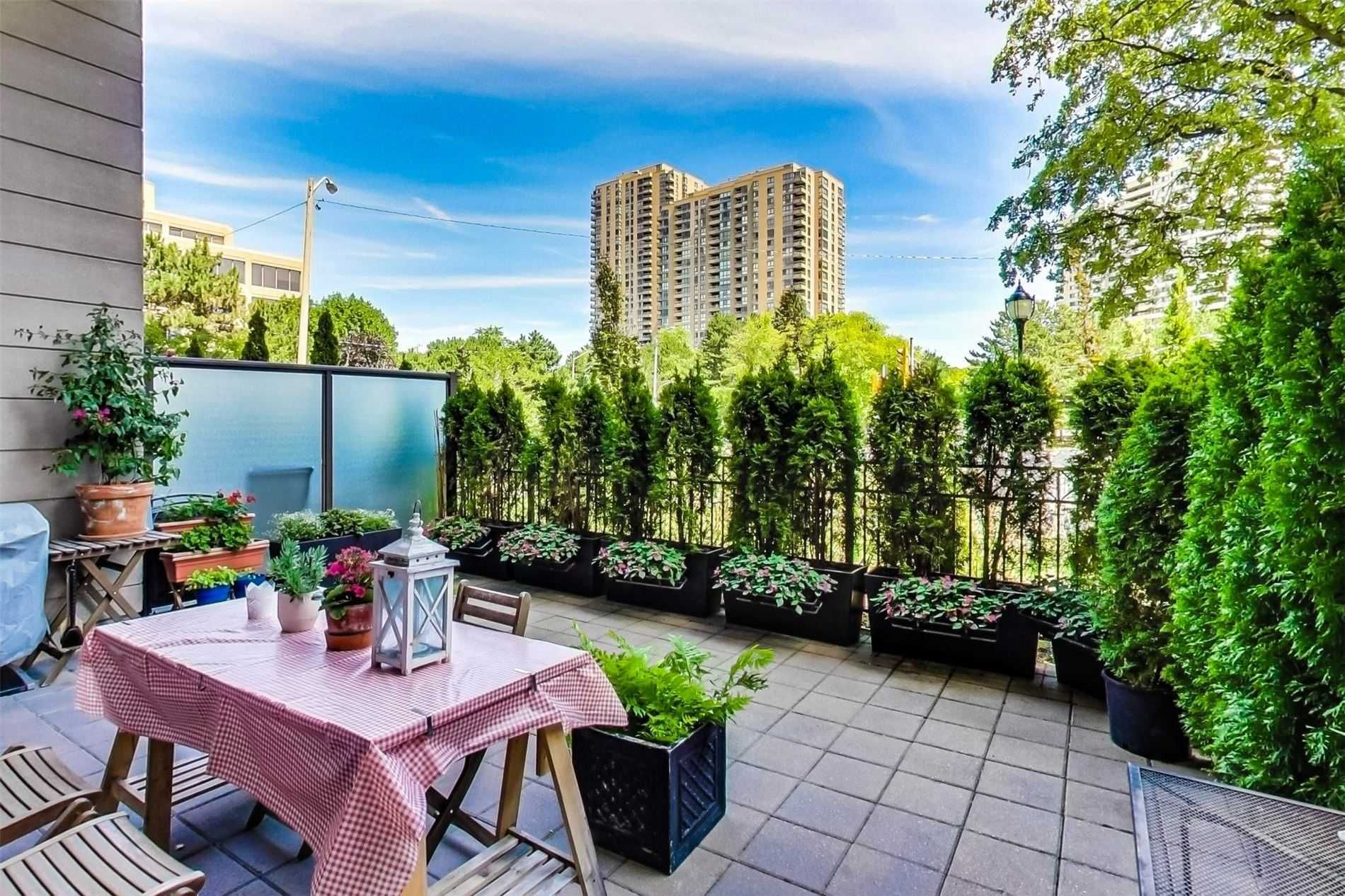 Main Photo: 105 133 Wynford Drive in Toronto: Banbury-Don Mills Condo for lease (Toronto C13)  : MLS®# C4884419