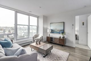 """Photo 4: 607 1788 COLUMBIA Street in Vancouver: False Creek Condo for sale in """"Epic At West"""" (Vancouver West)  : MLS®# R2519322"""