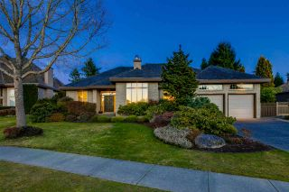 "Main Photo: 3540 CANTERBURY Drive in Surrey: Morgan Creek House for sale in ""Morgan Creek"" (South Surrey White Rock)  : MLS®# R2543679"