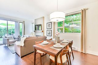 Photo 8: 98 9229 UNIVERSITY Crescent in Burnaby: Simon Fraser Univer. Townhouse for sale (Burnaby North)  : MLS®# R2179204