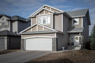Photo 1: 27 Cougarstone Circle SW in Calgary: Cougar Ridge Detached for sale : MLS®# A1088974
