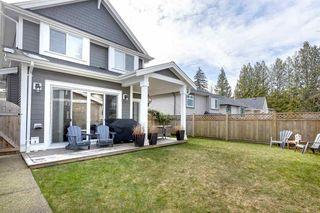 Photo 30: 1 3393 DARWIN Avenue in Coquitlam: Burke Mountain House for sale : MLS®# R2538600