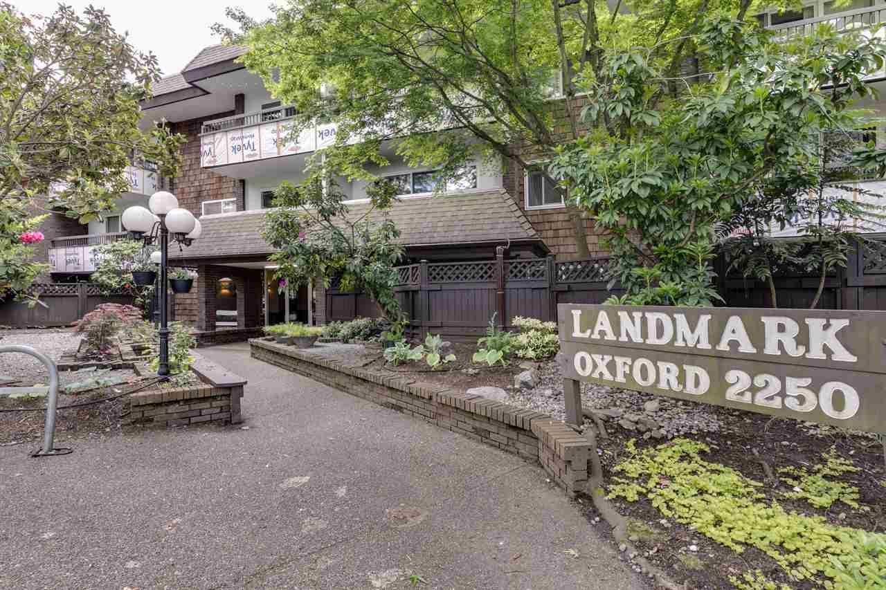 "Main Photo: 113 2250 OXFORD Street in Vancouver: Hastings Condo for sale in ""Landmark Oxford"" (Vancouver East)  : MLS®# R2471339"