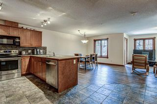 Photo 4: 319 170 Crossbow Place: Canmore Apartment for sale : MLS®# A1111903