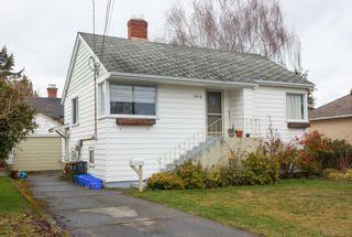Photo 1: 2858 Scott St in VICTORIA: Vi Oaklands House for sale (Victoria)  : MLS®# 752519