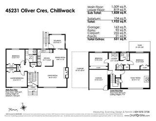 Photo 17: 45231 OLIVER Crescent in Chilliwack: Sardis West Vedder Rd House for sale (Sardis)  : MLS®# R2582059