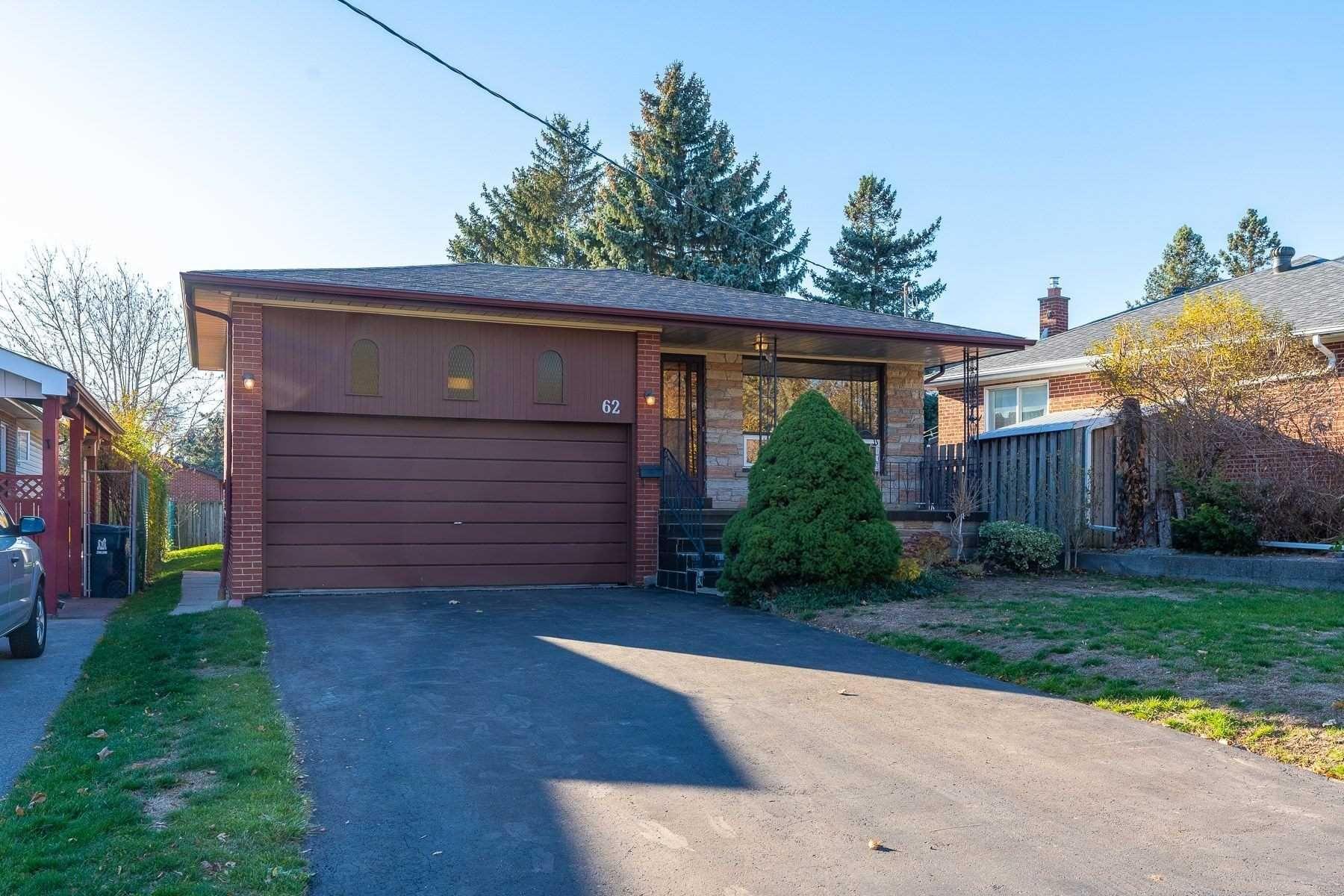 Main Photo: 62 Edmonton Road in Toronto: Pleasant View House (Bungalow) for sale (Toronto C15)  : MLS®# C4991814