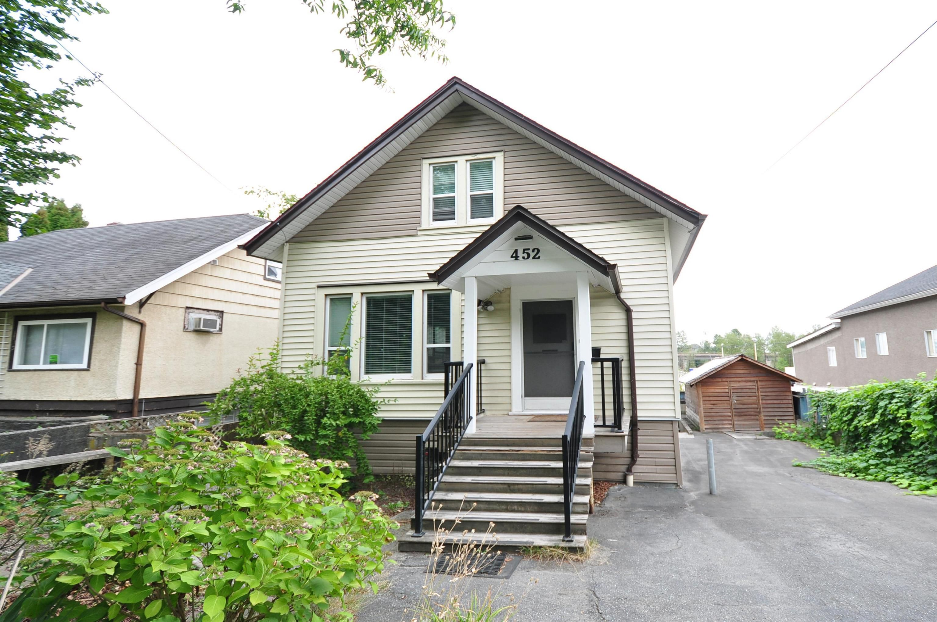 Main Photo: 452 ROUSSEAU Street in New Westminster: Sapperton House for sale : MLS®# R2617289