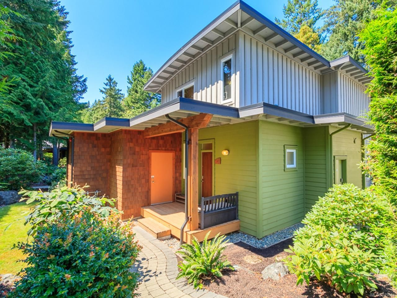 Main Photo: 47 1059 TANGLEWOOD PLACE in PARKSVILLE: PQ Parksville Row/Townhouse for sale (Parksville/Qualicum)  : MLS®# 819681