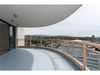 """Photo 9: # 1603 4425 HALIFAX ST in Burnaby: Brentwood Park Condo for sale in """"POLARIS"""" (Burnaby North)  : MLS®# V1005608"""
