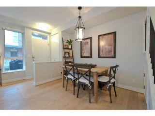 """Photo 8: 225 735 W 15TH Street in North Vancouver: Hamilton Townhouse for sale in """"SEVEN 35"""" : MLS®# V1042022"""