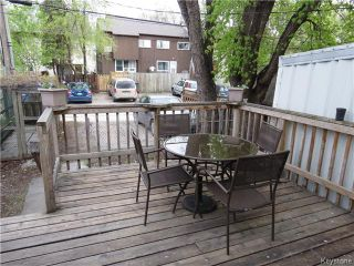 Photo 13: 386 Morley Avenue in WINNIPEG: Manitoba Other Residential for sale : MLS®# 1512453