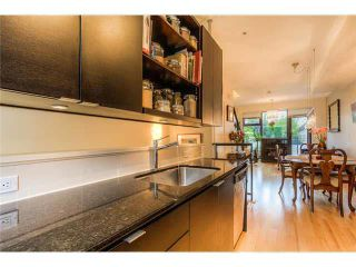 """Photo 6: 3655 COMMERCIAL Street in Vancouver: Victoria VE Townhouse for sale in """"BRIX II"""" (Vancouver East)  : MLS®# V1099787"""