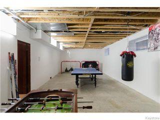 Photo 18: 71 McDowell Drive in Winnipeg: Charleswood Residential for sale (South Winnipeg)  : MLS®# 1600741