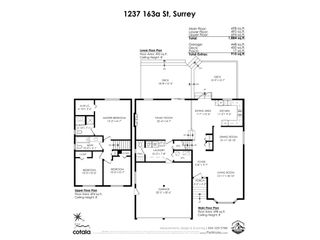 Photo 39: 1237 163A Street in Surrey: King George Corridor House for sale (South Surrey White Rock)  : MLS®# R2514969