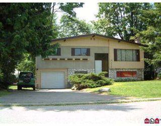 Photo 1: 13120 99TH AV in Surrey: Cedar Hills House for sale (North Surrey)  : MLS®# F2521008