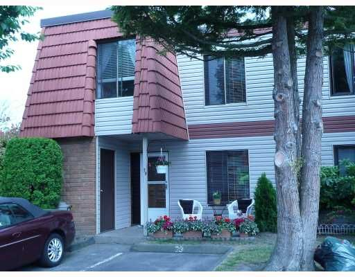 Main Photo: 39 10740 SPRINGMONT Drive in Richmond: Steveston North Townhouse for sale : MLS®# V721588