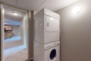 Photo 29: 215 279 SUDER GREENS Drive in Edmonton: Zone 58 Condo for sale : MLS®# E4219586