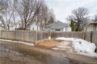 Photo 19: 326 Mandeville Street in Winnipeg: Deer Lodge Residential for sale (5E)  : MLS®# 1802817