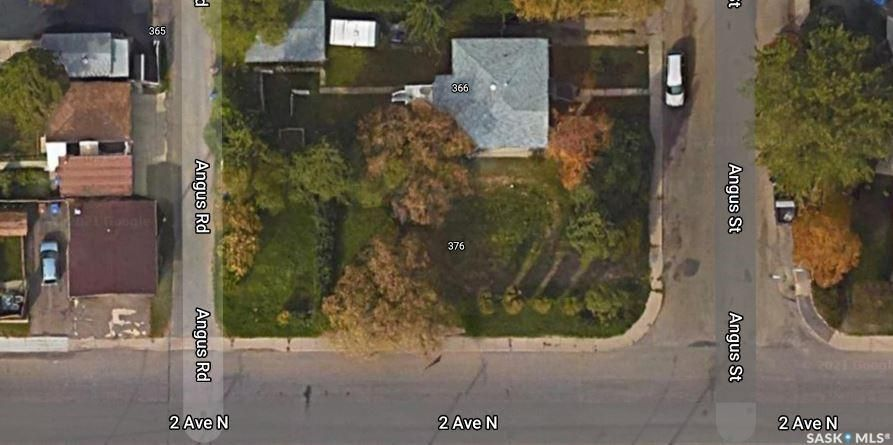 Main Photo: 376 Angus Street in Regina: Coronation Park Lot/Land for sale : MLS®# SK846436