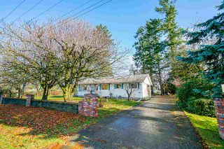 Photo 1: 1644 GLADWIN Road in Abbotsford: Poplar House for sale : MLS®# R2420408