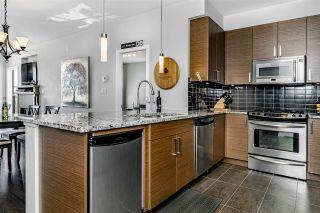 "Photo 2: 308 288 HAMPTON Street in New Westminster: Queensborough Condo for sale in ""VIA"" : MLS®# R2447890"