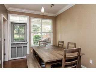 """Photo 11: 52 20460 66TH Avenue in Langley: Willoughby Heights Townhouse for sale in """"WILLOWS EDGE"""" : MLS®# F1418966"""