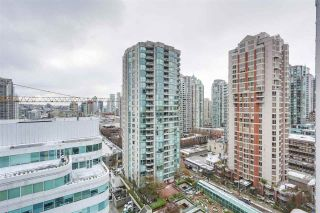 """Photo 4: 1508 821 CAMBIE Street in Vancouver: Downtown VW Condo for sale in """"Raffles"""" (Vancouver West)  : MLS®# R2343787"""