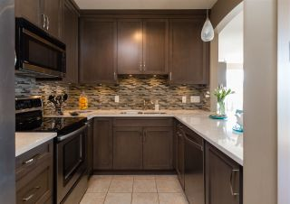 "Photo 1: 301 3608 DEERCREST Drive in North Vancouver: Roche Point Condo for sale in ""DEERFIELD BY THE SEA"" : MLS®# R2112004"