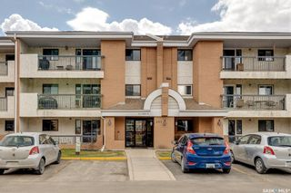 Photo 2: 308 201 CREE Place in Saskatoon: Lawson Heights Residential for sale : MLS®# SK854990