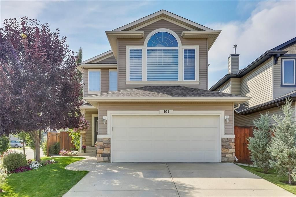 Main Photo: 101 WEST RANCH Place SW in Calgary: West Springs Detached for sale : MLS®# C4300222