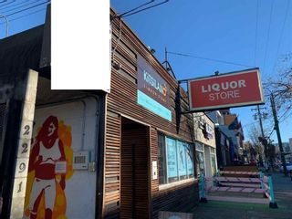 Photo 1: 2291 W BROADWAY Avenue in Vancouver: Kitsilano Retail for lease (Vancouver West)  : MLS®# C8035383
