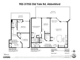 """Photo 40: 902 31955 OLD YALE Road in Abbotsford: Central Abbotsford Condo for sale in """"Evergreen Village"""" : MLS®# R2567368"""