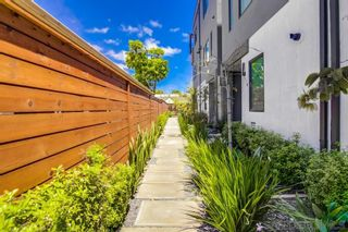 Photo 72: HILLCREST Townhouse for sale : 3 bedrooms : 160 W W Robinson Ave in San Diego