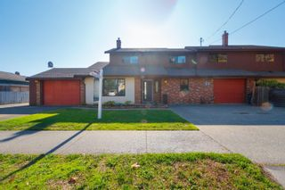 Photo 1: 151 Obed Ave in : SW Gorge Half Duplex for sale (Saanich West)  : MLS®# 857575
