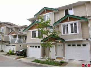 """Photo 1: # 70 12711 64TH AV in Surrey: West Newton Condo for sale in """"Palette on the Park"""" : MLS®# F1127412"""