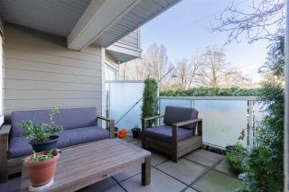 "Photo 14: E2 1100 W 6TH Avenue in Vancouver: Fairview VW Townhouse for sale in ""Fairview Place"" (Vancouver West)  : MLS®# R2558498"