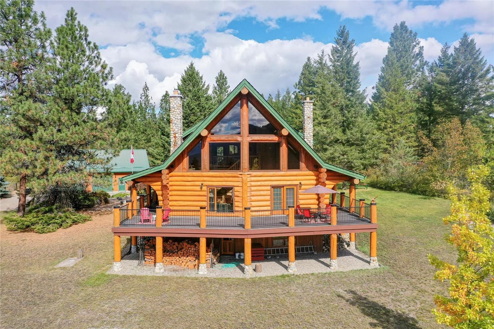 Main Photo: 20 Valeview Road, Lumby Valley: Vernon Real Estate Listing: MLS®# 10241160