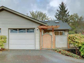 Photo 1: 21 2190 Drennan St in SOOKE: Sk Sooke Vill Core Row/Townhouse for sale (Sooke)  : MLS®# 801156