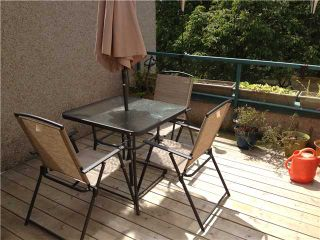 """Photo 3: # 409 1345 COMOX ST in Vancouver: West End VW Condo for sale in """"TIFFANY COURT"""" (Vancouver West)  : MLS®# V965070"""