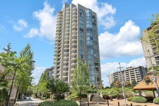 """Photo 1: 2006 739 PRINCESS STREET Street in New Westminster: Uptown NW Condo for sale in """"Berkley Place"""" : MLS®# R2599059"""