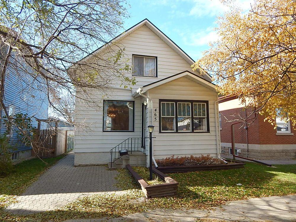 Main Photo: 465 De La Morenie Street in Winnipeg: St Boniface House for sale ()  : MLS®# 1828028