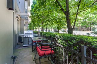 Photo 12: 979 RICHARDS Street in Vancouver: Downtown VW Townhouse for sale (Vancouver West)  : MLS®# R2180094