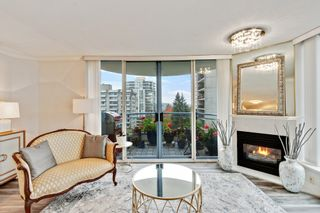 """Photo 7: 1002 739 PRINCESS Street in New Westminster: Uptown NW Condo for sale in """"Berkley Place"""" : MLS®# R2621360"""