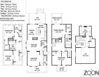 Photo 47: 1715 13 Avenue SW in Calgary: Sunalta Detached for sale : MLS®# A1129497