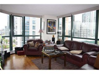 Photo 5: 1201 289 Drake Street in Vancouver: Downtown VW Condo for sale (Vancouver West)  : MLS®# V831360