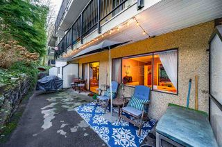 """Photo 24: 106 195 MARY Street in Port Moody: Port Moody Centre Condo for sale in """"Villa Marquis"""" : MLS®# R2540012"""